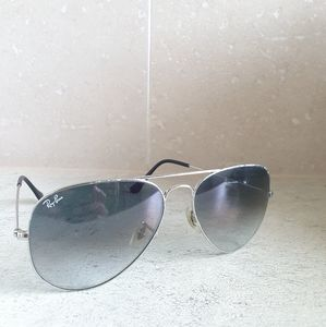 Authentic Polarized Ray-Ban Aviator Classic RB3025